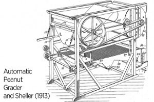 Automatic Peanut Grader and Sheller