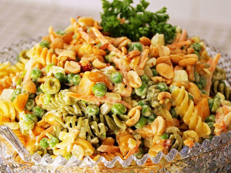 Peanut Pasta Salad