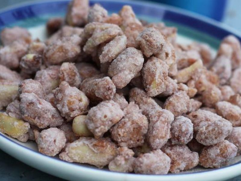 Sugar Coated Peanuts