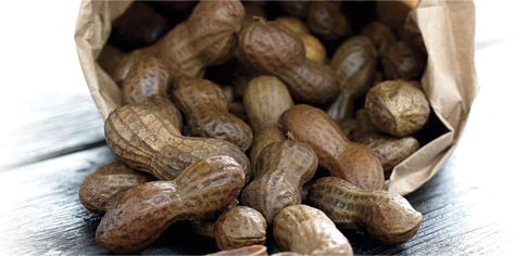 Happie Chicks Boiled Peanuts