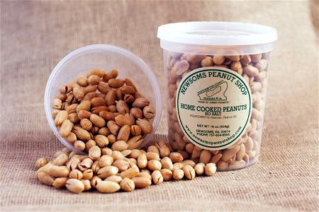 Newsoms Peanut Shop