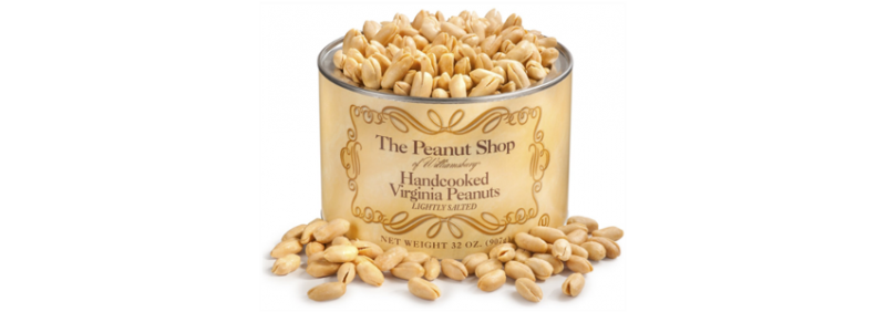 The Peanut Shop of Williamsburg